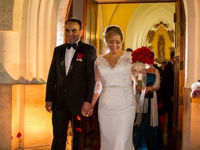El matrimonio de Gabriel y Jessica en Las Condes, Santiago 18
