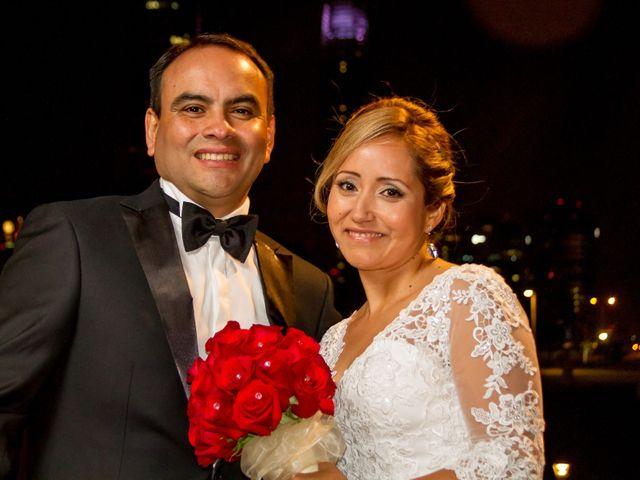 El matrimonio de Gabriel y Jessica en Las Condes, Santiago 19