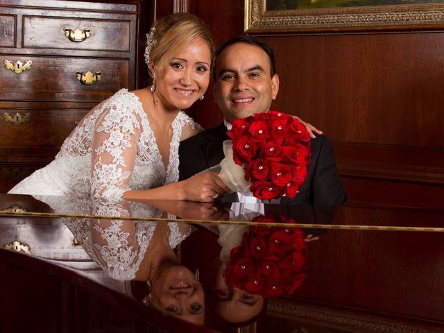 El matrimonio de Gabriel y Jessica en Las Condes, Santiago 23