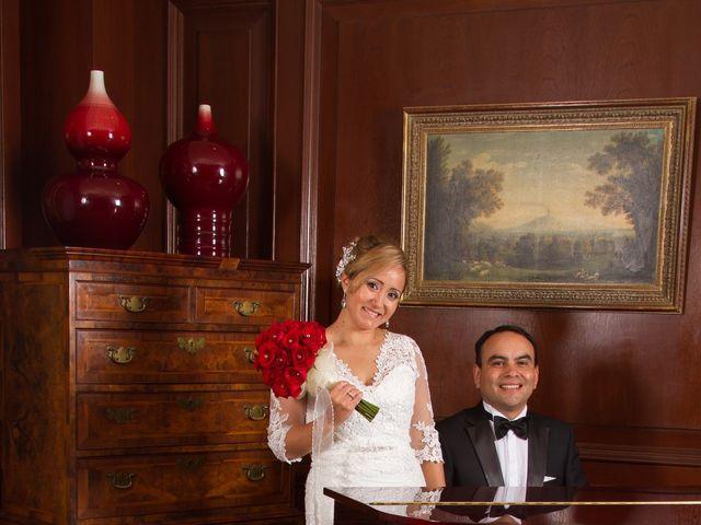 El matrimonio de Gabriel y Jessica en Las Condes, Santiago 1