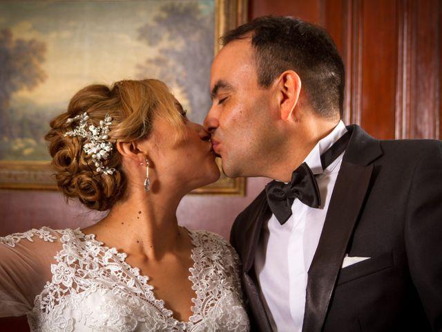 El matrimonio de Gabriel y Jessica en Las Condes, Santiago 25