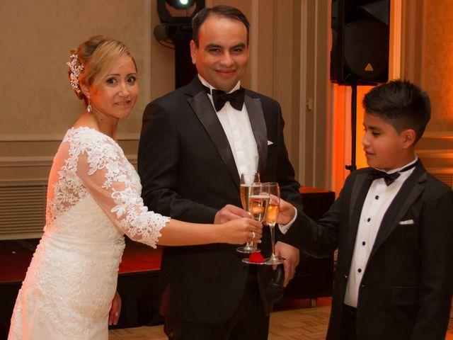 El matrimonio de Gabriel y Jessica en Las Condes, Santiago 27