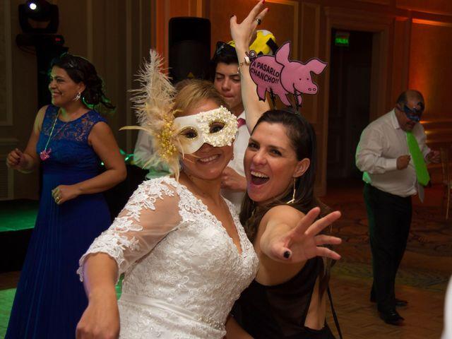 El matrimonio de Gabriel y Jessica en Las Condes, Santiago 44