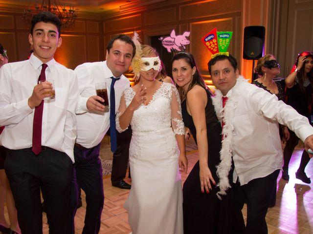 El matrimonio de Gabriel y Jessica en Las Condes, Santiago 46