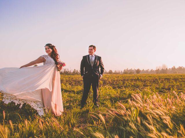 El matrimonio de Yinela y Cristóbal