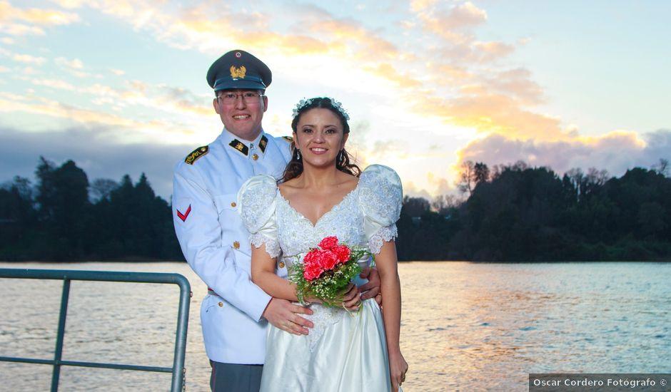 El matrimonio de Mario y Valeria en Valdivia, Valdivia