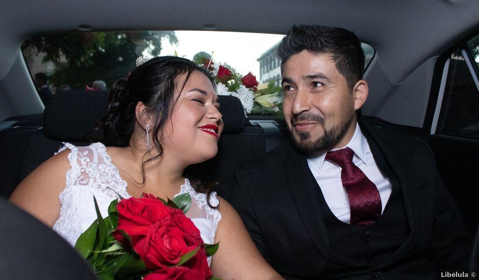 El matrimonio de José y Kristel en Valparaíso, Valparaíso