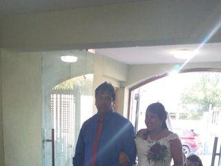 El matrimonio de Paola  y Luis 1