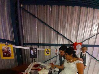 El matrimonio de Paola  y Luis 2