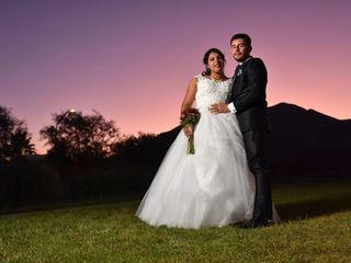 El matrimonio de Paola  y Luis