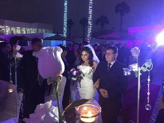 El matrimonio de Valeria del Pilar y Marcelo  1
