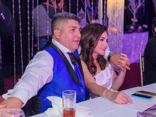 El matrimonio de Valeria del Pilar y Marcelo