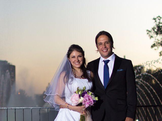 El matrimonio de Salva y Nino