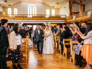 El matrimonio de Danitza y Enzo 2
