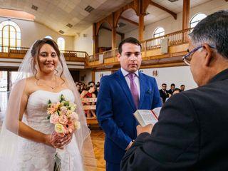 El matrimonio de Danitza y Enzo 3