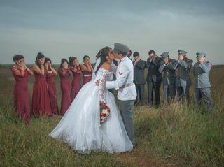 El matrimonio de Olga y Cristhofer 3