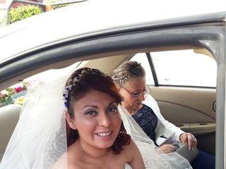 El matrimonio de Claudia  y Felipe 3