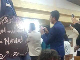 El matrimonio de Carolina  y Diego  1
