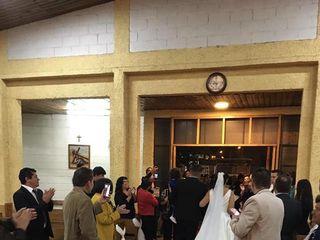 El matrimonio de Carolina  y Diego  3