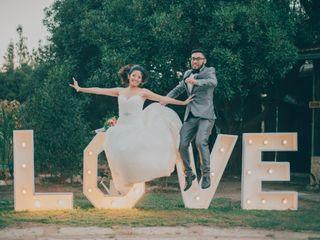 El matrimonio de Felipe y Carla