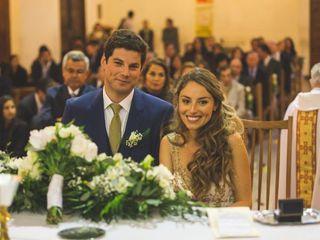 El matrimonio de Gisella Toso y Ignacio Maldonado 1