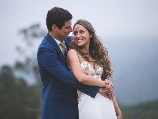 El matrimonio de Gisella Toso y Ignacio Maldonado