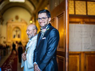 El matrimonio de Rosana y Ricardo 2