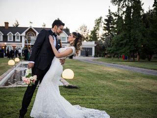 El matrimonio de Rosana y Ricardo