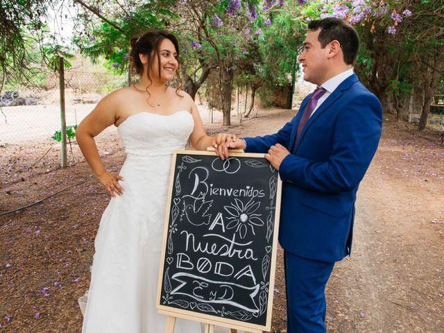 El matrimonio de Danitza y Enzo