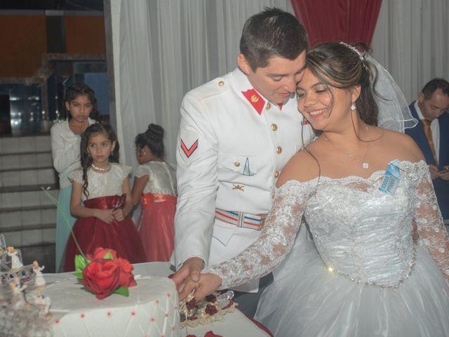 El matrimonio de Olga y Cristhofer