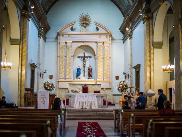 El matrimonio de Ricardo y Rosana en Rancagua, Cachapoal 1
