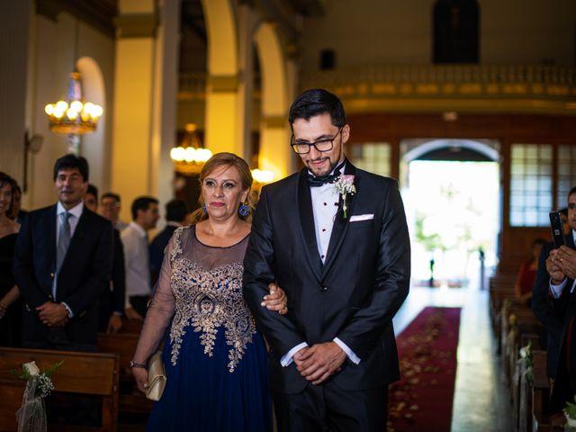 El matrimonio de Ricardo y Rosana en Rancagua, Cachapoal 4