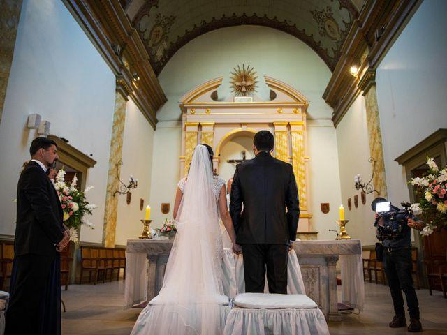El matrimonio de Ricardo y Rosana en Rancagua, Cachapoal 12