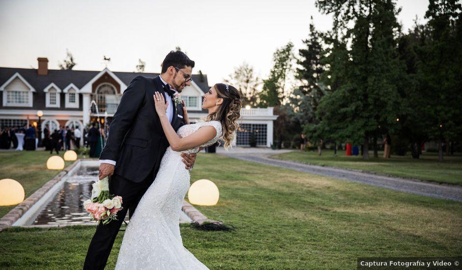 El matrimonio de Ricardo y Rosana en Rancagua, Cachapoal