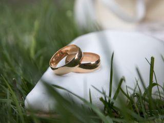 El matrimonio de Yorka y Ulises 3