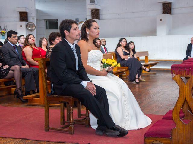 El matrimonio de Ulises y Yorka en Lampa, Chacabuco 7