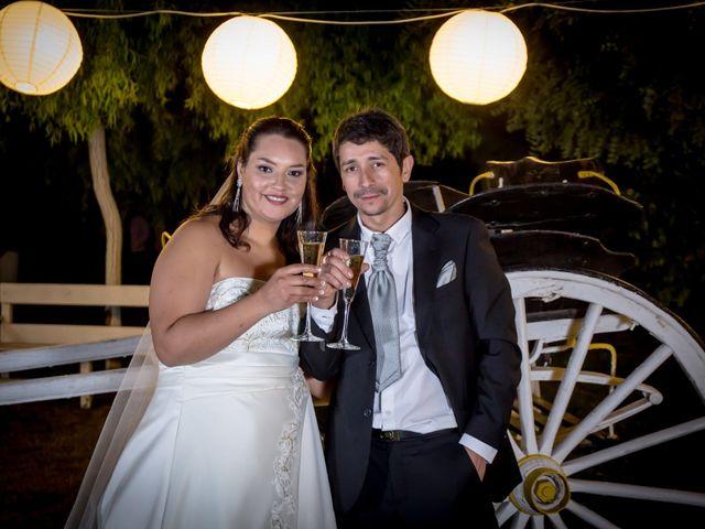 El matrimonio de Ulises y Yorka en Lampa, Chacabuco 15