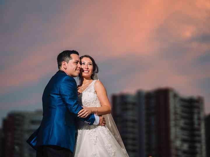 El matrimonio de Natalia y Antonio