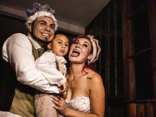 El matrimonio de Kotte  y Rodrigo