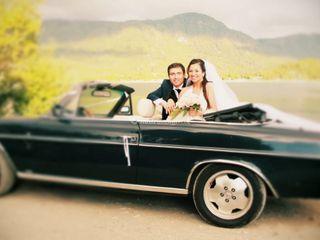 El matrimonio de Paola y Rodrigo 1