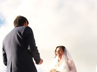El matrimonio de Paola y Rodrigo 2