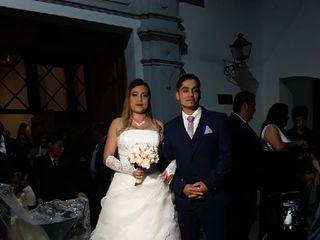 El matrimonio de Catherine  y José Manuel  1