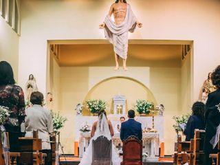 El matrimonio de Catherine  y José Manuel  3