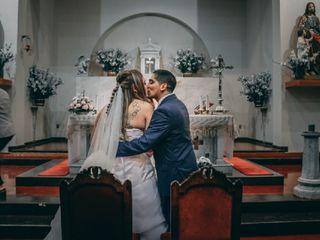 El matrimonio de Catherine  y José Manuel