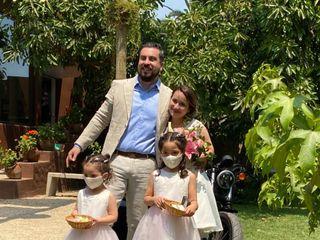 El matrimonio de Pilar y Pablo