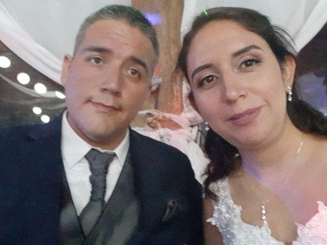 El matrimonio de Mabel  y Marco