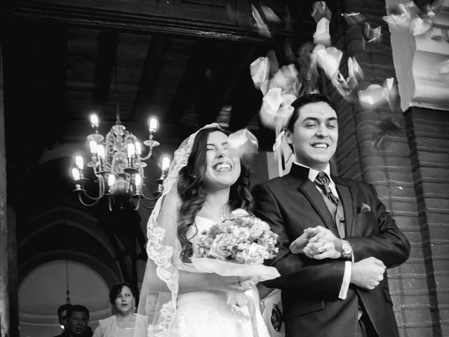 El matrimonio de Juan y Elizabeth en Pirque, Cordillera 9