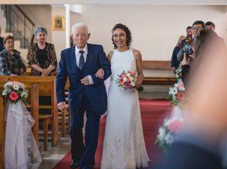 El matrimonio de Andrea y José Miguel 2