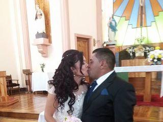 El matrimonio de Priscila y Mauricio  1
