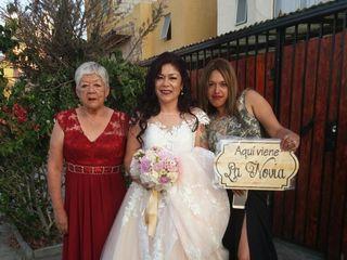 El matrimonio de Priscila y Mauricio  2